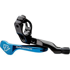 Race Face Turbine R 1X Lever for Remote Seatpost, negro/azul